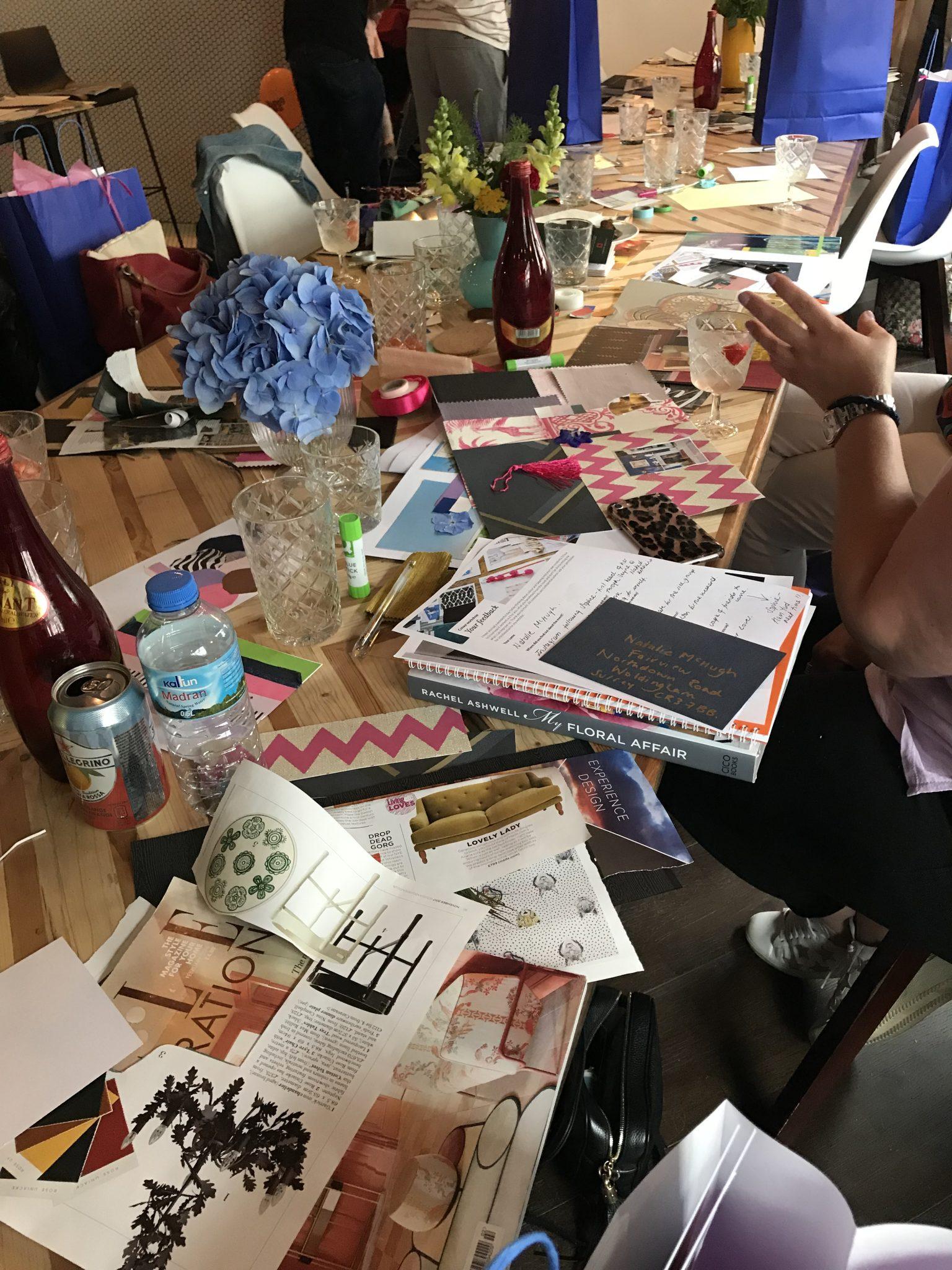 Sophie Robinson workshop